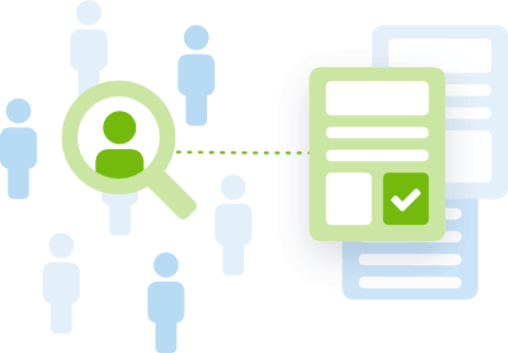 Personalize every campaign based on your visitor profile with our smart targeting and segmentation engines.