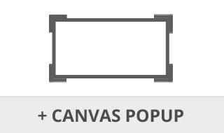 Canvas Popup Icon