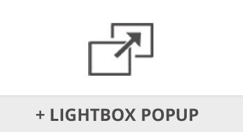 Lightbox Popup Icon
