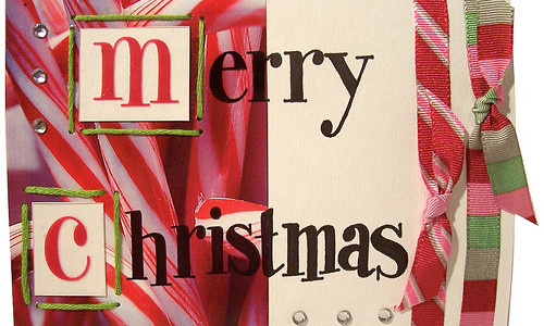 """Merry Christmas"" Image from Flickr by Lauren Manning. https://www.flickr.com/photos/laurenmanning/"
