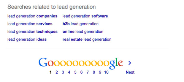 31 quick lead generation ideas you can implement today 2018 for Monster advanced search