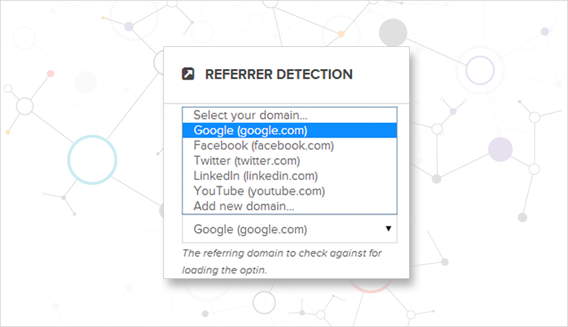 OptinMonster Referrer Detection