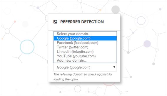OptinMonster Referrer Detection