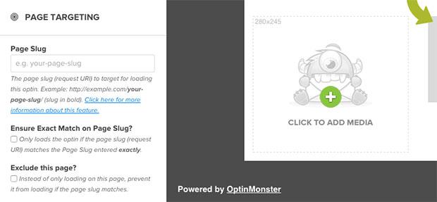 OptinMonster-Builder-Page-Targeting