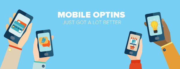 Mobile Optins with OptinMonster