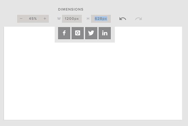 Set Dimensions