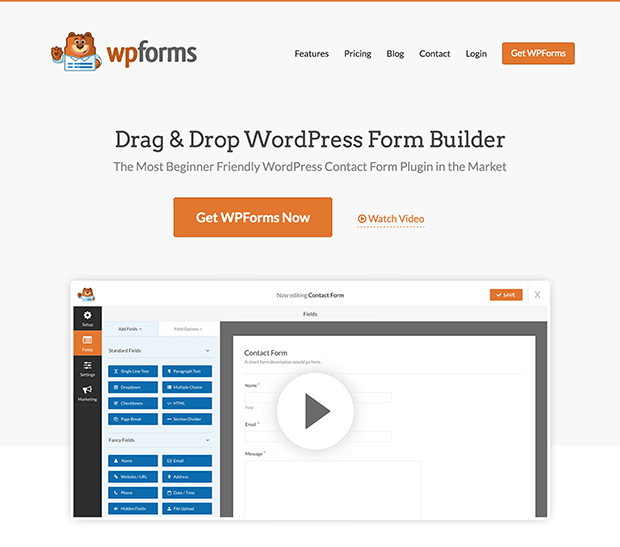 create multi-page forms with wpforms