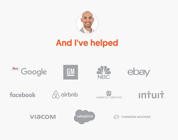 Neil Patel Logos
