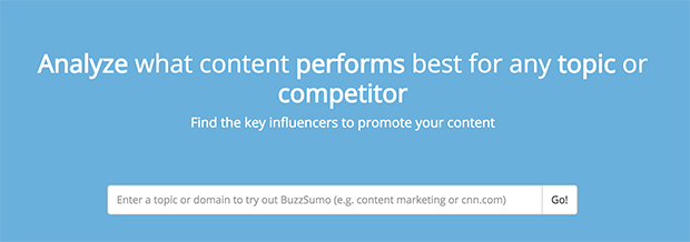 Buzzsumo