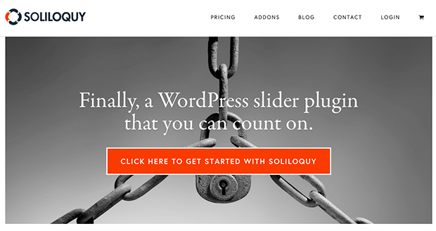 Soliloquy Sales Page