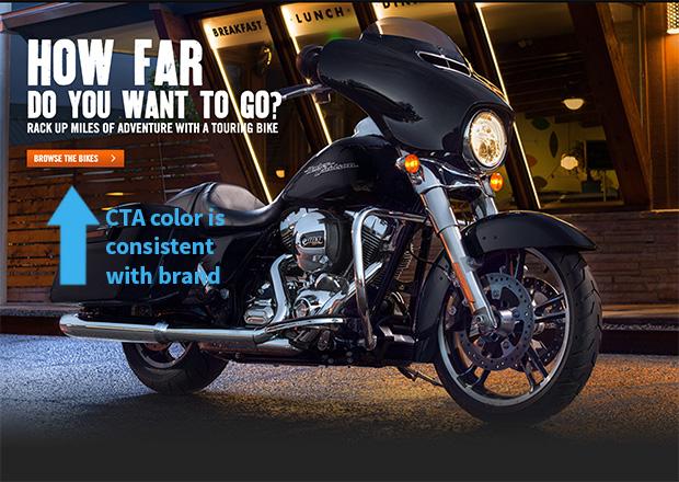 Harley Davidson CTA