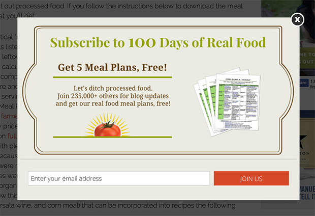 100daysofrealfood-optin