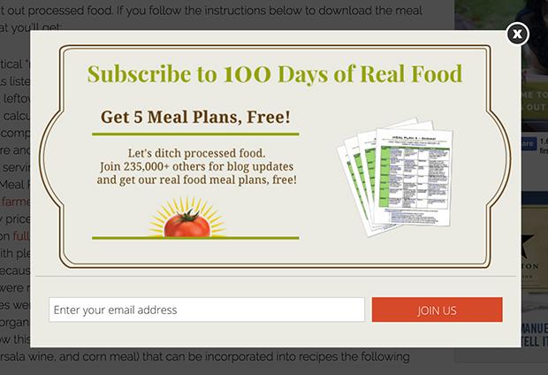 100daysofrealfood-optin