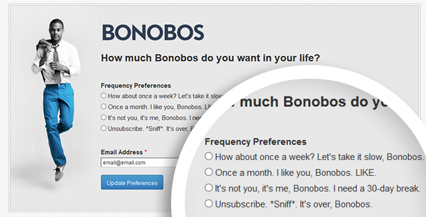 Bonobo Opt Down