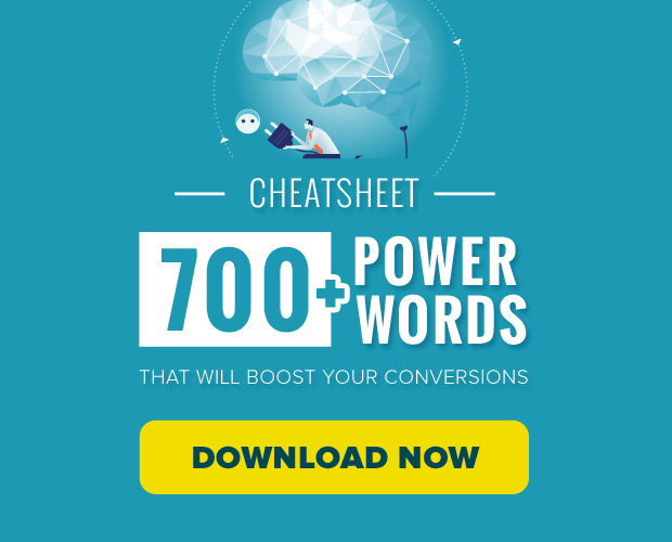 Scarica il cheatsheet di Power Words