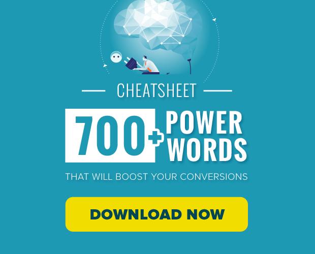 Download the Power Words Cheatsheet