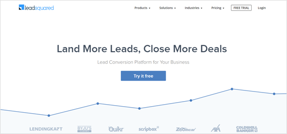 LeadSquared-email-automation-software