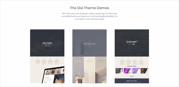 divi theme helps you build beautiful opt-in landing pages quickly
