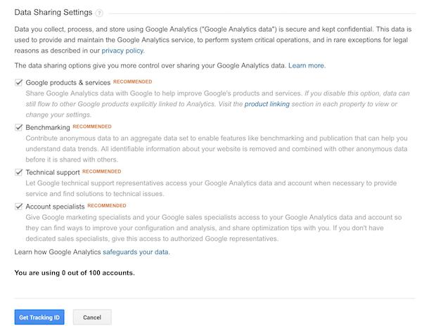 google analytics setup2