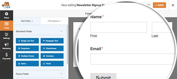 create-newsletter-form