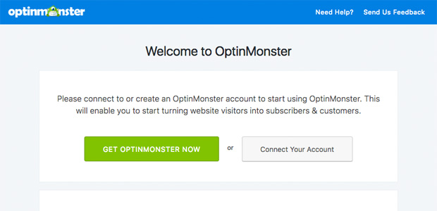 OptinMonster WordPress API plugin