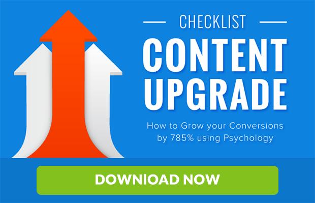 Checklist Content Upgrade Download