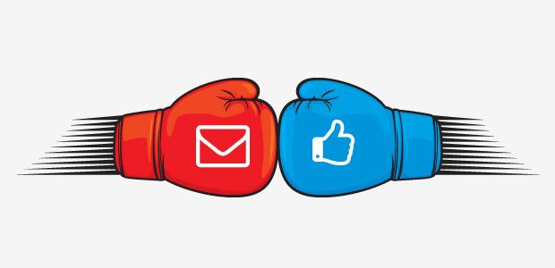 Email vs. Social Media