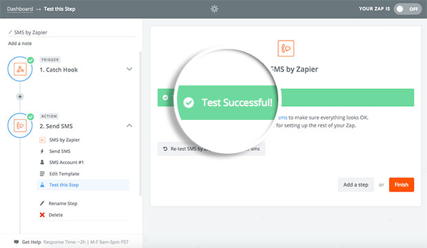 sms-by-zapier-test-is-successful