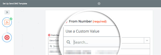select-twilio-from-number