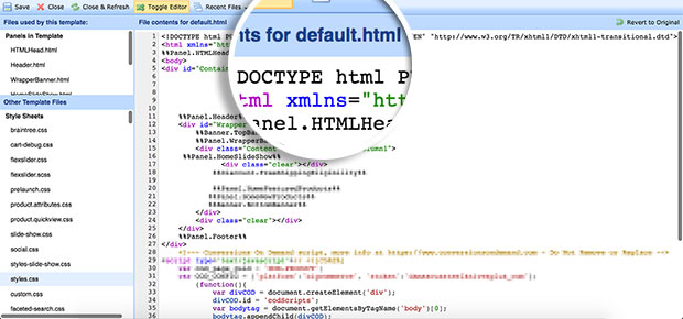 Add-Sitewide-Embed-to-Default-html-Template-File