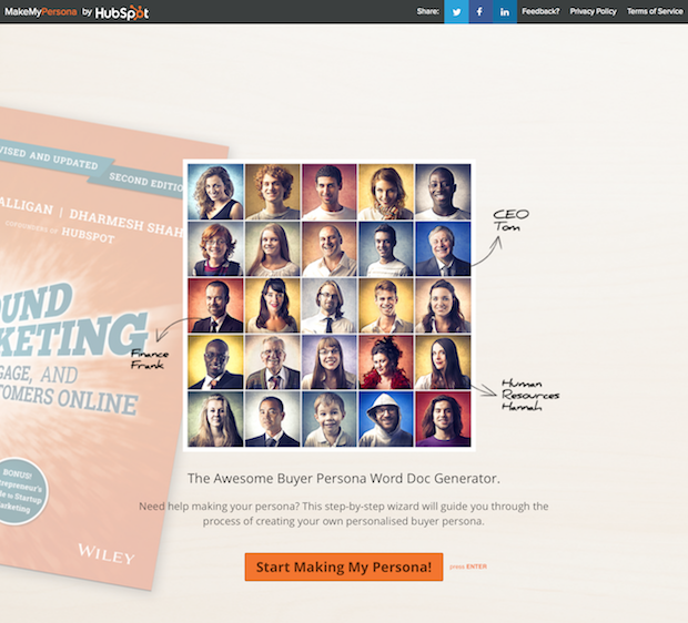 How to Create a Concrete Buyer Persona (with Templates