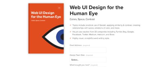 Ebook cover design