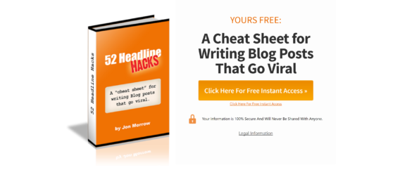 Writing an ebook -headline hacks
