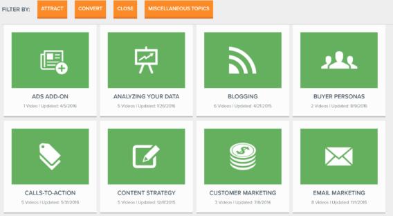 hubspot webinar marketing
