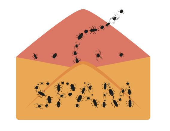 spammy marketing emails