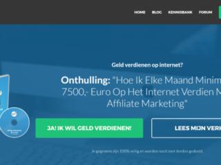 InternetSuccesGids Fullscreen Optin