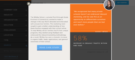 case study examples hubspot 2