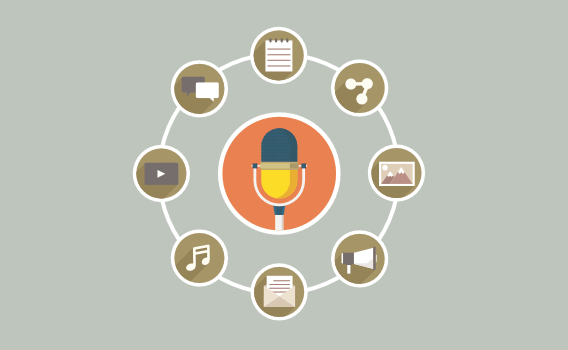 content marketing podcasts