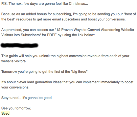 5 Promotional Email Examples And How To Write Your Own