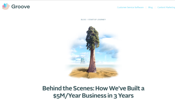http://www.groovehq.com/blog/how-we-built-a-5m-business-with-content-marketing