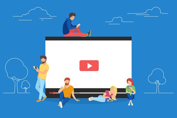 online video statistics 2017