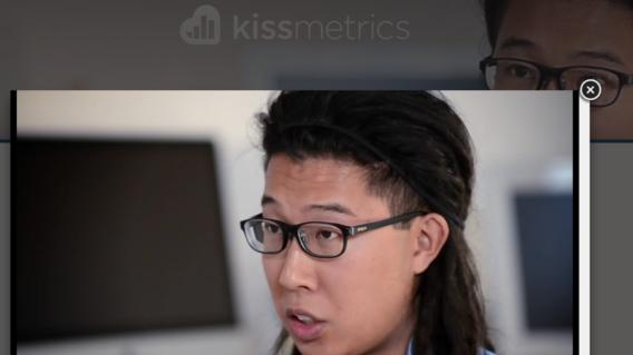 unbounce kissmetrics case study