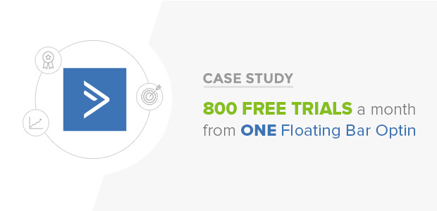 How ActiveCampaign Adds 800 Free Trials Each Month With One