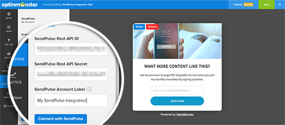 Enter-SendPulse-API-Details-into-OptinMonster