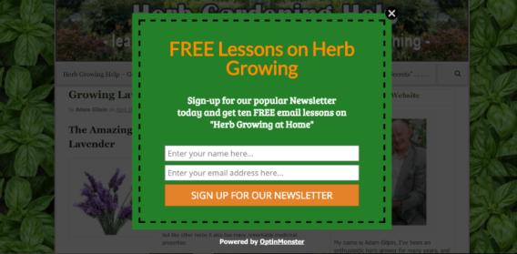 Herb-Gardening-Help-blog subscribers