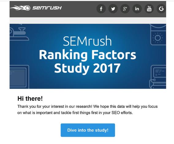 semrush email marketing
