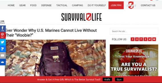 survival life email segmentation