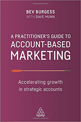 account based marketing book