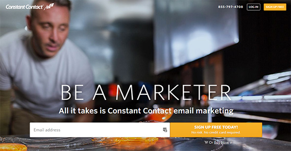 using Constant Contact for travel email marketing
