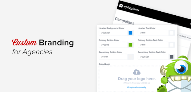 Custom Branding for Agencies